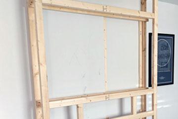 Home Cinema Design media walls installation