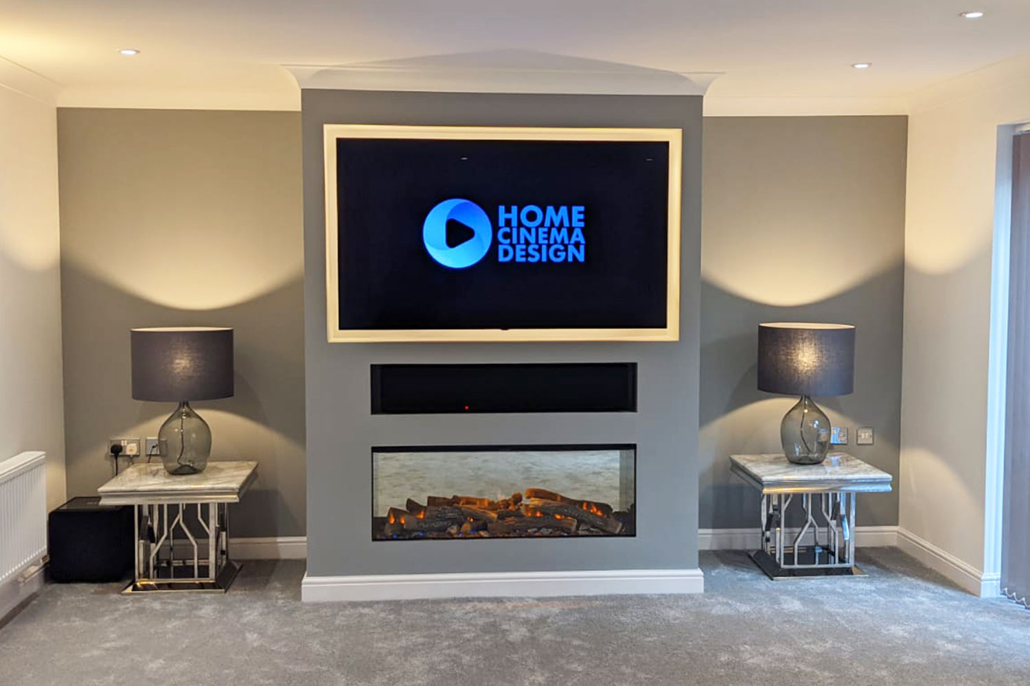 Home Cinema Design - What We Do - Specialists in Audio Visual & Smart Home Installations