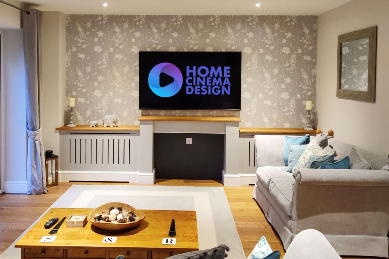 Home Cinema Design - TV Mounting - Specialists in Audio Visual & Smart Home Installations