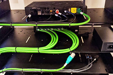 Cable management and AV installation - Home Cinema Design