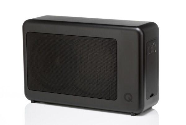 Q Acoustics 7060S Slimline Subwoofer - Black