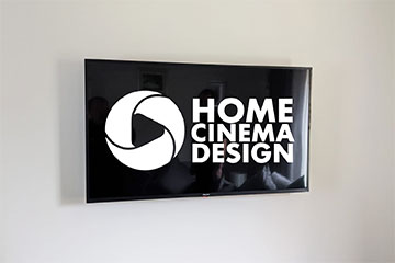Home Cinema Design - TV Mounting