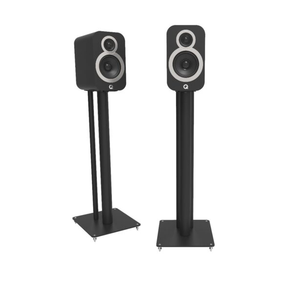 Q Acoustics 3000i Stands 3000i Series Speaker Stands - Black