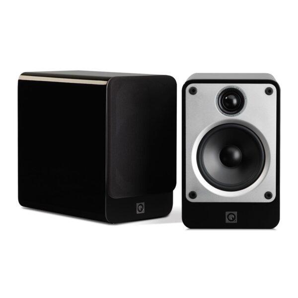 Q Acoustics Concept 20 Bookshelf Speakers - Gloss Black