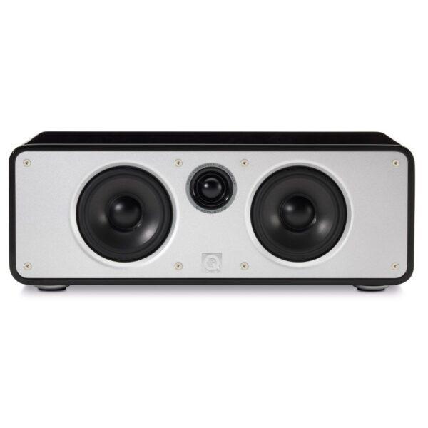 Q Acoustics Concept Centre Channel Speaker - Gloss Black