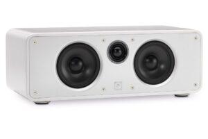 Q Acoustics Concept Centre Channel Speaker - Gloss White