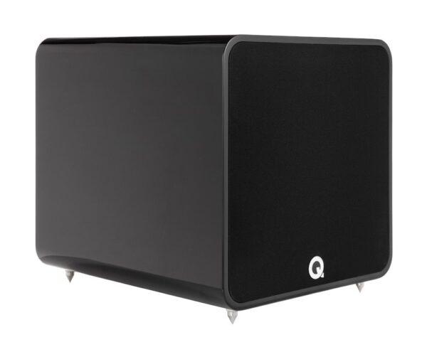 Q Acoustics Q B12 Subwoofer - Black