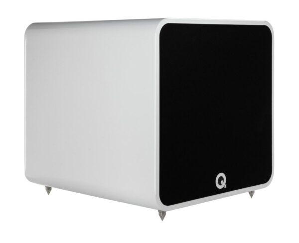 Q Acoustics Q B12 Subwoofer - White