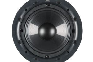 "Q Install SUB80SP Subwoofer 8"" In-Wall Subwoofer"