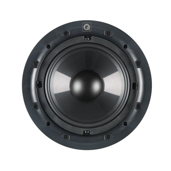 """Q Install SUB80SP Subwoofer 8"""" In-Wall Subwoofer"""