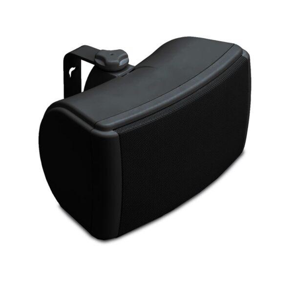 """Q Install QI45EW Speaker 4.5"""" On-Wall Speaker - Black"""