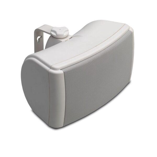 """Q Install QI45EW Speaker 4.5"""" On-Wall Speaker - White"""