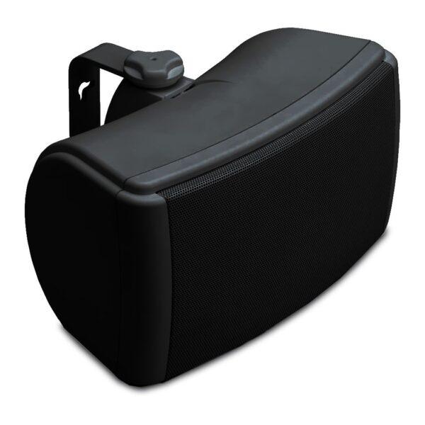 """Q Install QI65EW Speaker 6.5"""" On-Wall Speaker - Black"""
