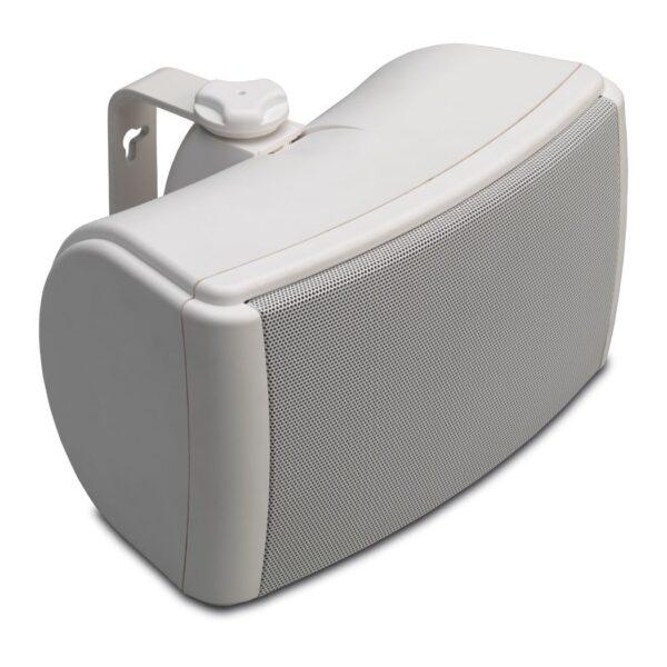 """Q Install QI65EW Speaker 6.5"""" On-Wall Speaker - White"""