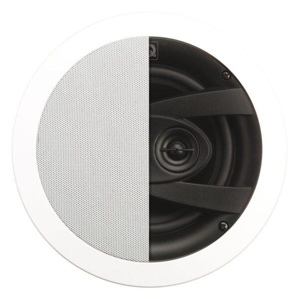"Q Install QI65CW-ST Stereo Speaker (SINGLE) 6.5"" Weatherproof Stereo Speaker"