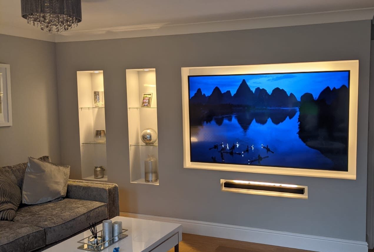 Home Cinema Design - Control4 - Specialists in Audio Visual & Smart Home Installations